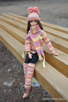 Тереза. Весенние прогулки / Куклы Барби, Barbie dolls - коллекционные и игровые / Бэйбики. Куклы фото. Одежда для кукол