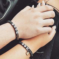 His&Hers Couples Bracelet – IWISB