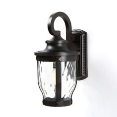 Great Outdoors by Minka Merrimack Large Outdoor Wall Lantern Outdoor Hanging Lanterns, Outdoor Barn Lighting, Outdoor Ceiling Fans, Outdoor Sconces, Outdoor Light Fixtures, Outdoor Wall Lantern, Outdoor Walls, Wall Sconce Lighting, Candle Sconces