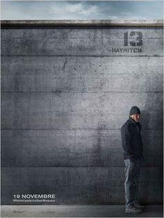 Hunger Games - La Révolte : Partie 1 : Affiche Woody Harrelson