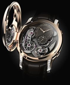 "Romain Gauthier Logical One Secret Is Not So Logical After All - by David Bredan - See and read more on aBlogtoWatch.com ""A bit over a year ago Romain Gauthier released the Logical One, his most complicated and most expensive watch thus far. In fact, it was so extraordinary that it went on to win the prize for the Best Men's Complications Watch at the 2013 Grand Prix d'Horlogerie de Genève, defeating pieces from Greubel Forsey, Hublot Genève, Montblanc and others..."""