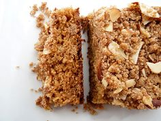 The most fabulous coffee cake ever...Cafe Beaujolais Buttermilk Cinnamon Coffee Cake