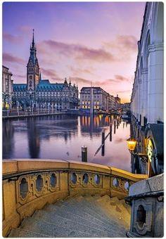 Guida di Amburgo Informazioni su Amburgo Visitare