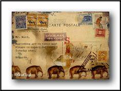 "Carol Leigh: Latest work: ""Mastodons Are On Their Way"""