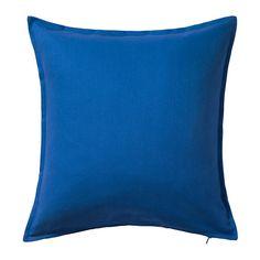 GURLI Tyynynpäällinen IKEA Vetoketjun ansiosta päällinen on helppo irrottaa.
