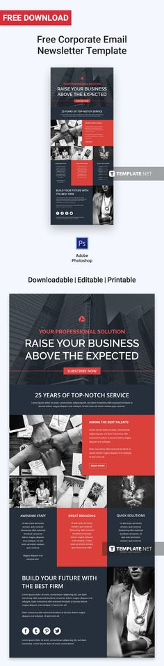 Download Free Corporate Email Newsletter Template, Professionally Designed Newsletters to Download, Customize & Email. Easily Editable in Html5, Adobe Photoshop (psd), Illustrator (.ai), Indesign, Microsoft Word (.doc), Publisher (.pub ) Outlook.  #FreeEmailNewsletterdesigns #FreeTemplates #Freedesigns #EmailNewsletter #freeEmailNewslettertemplates #adobe #googledocs #Illustrator #psd