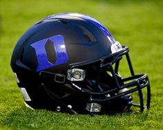 Order Picture: Duke Football Helmet at Wallace Wade Stadium