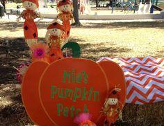 """Little Pumpkin / Birthday """"Little Pumpkin - Mia's 1st Birthday Party""""   Catch My Party"""