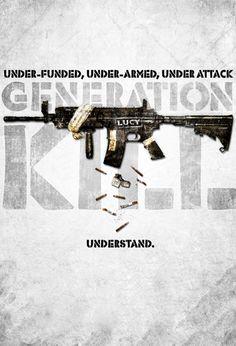 Generation Kill TV mini-series