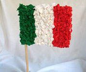 Colors of Mexico Flag Craft: Mexican Flag Crafts for Kids - Cinco de Mayo Crafts - Kaboose.com