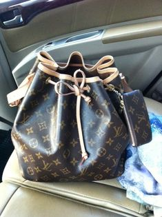Louis Vuitton Monogram Petit Noe and Cles                                                                                                                                                                                 More