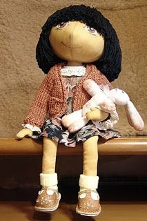 Mimin Dolls: Tutorial boneca narizinho