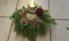 Dekor til grav Funeral, Christmas Wreaths, Holiday Decor, Fall, Ideas, Home Decor, Autumn, Decoration Home, Fall Season