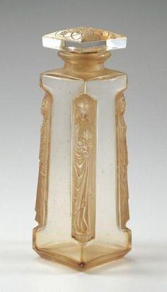 Ambre De'Orsay - Lalique perfume bottle by ViolaBlackRaven