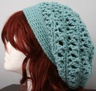 slouch hat - still trying to find the perfect pattern =/...
