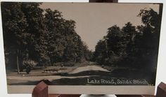 Lake Road Salida Beach Mentor Ohio Oh Postcard RPPC 1910 | Collectibles, Postcards, US States, Cities & Towns | eBay!
