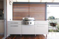 Bayside living contemporary kitchen - Evo Circular Cooktop