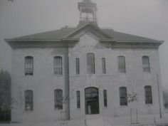 Washington School 1880