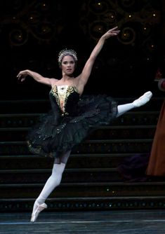 """Misty Copeland performs in """"Swan Lake"""" at Lincoln Center in New York, June 24, 2015. Copeland, whose openness about race in ballet helped to make her one of the most famous ballerinas in the U.S., was promoted on Tuesday by American Ballet Theater, becoming the first African-American female principal dancer in the company's 75-year history. Photo: JULIETA CERVANTES, New York Times / NYTNS"""