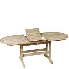 Sahara Exte οβάλ, σταθερό, επεκτεινόμενο τραπέζι βεράντας, από ξύλο ακακίας σε αντικέ χρώμα της άμμου. Ιδανικό για χρήση σε εξωτερικό χώρο, κήπο, μπαλκόνι ή βεράντα. Μια ακόμα πρόταση, σε γήινους τόνους για όσους θέλουν να ξεφύγουν από τα κλασικά χρώματα του ξύλου.  Διάσταση :Μ 140~180 cm X Π 80cm Y75cm Ξύλο : ACACIA SAHARA