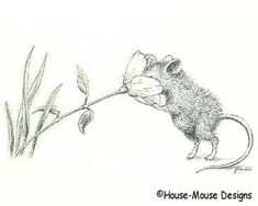 house mouse digital stamp, hous mous, card, house mouse digi stamps