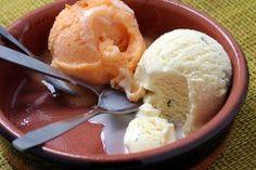David Lebovitz's lemon verbena ice cream recipe