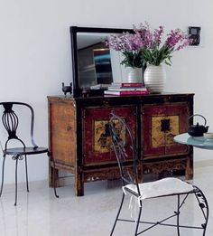 CHINESE STYLE INTERIORS   Retro & Asian Style Decorating, Bo Tian's Home   Home Interior Design