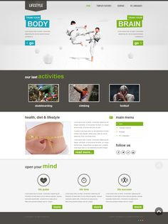 Joomla Templates - Lifestyle - Zizaza item for free