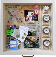 The Joseph Cornell Box Website allows you to participate in the gallery. Currently 27 gallery pages! Found Object Art, Found Art, Joseph Cornell Boxes, Cigar Box Projects, Cigar Box Art, Crafts With Pictures, A Level Art, Identity Art, Art Programs