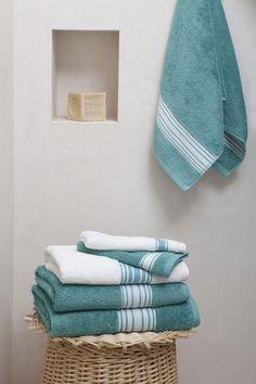 Ambiance tropicale dans votre salle de bain avec notre nouveau modèle Grand Hôtel turquoise des @jeanvier