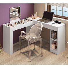 Small Room Bedroom, Room Ideas Bedroom, Bedroom Decor, Home Room Design, Home Office Design, Stylish Bedroom, Teen Room Decor, Luxury Home Decor, Dream Rooms