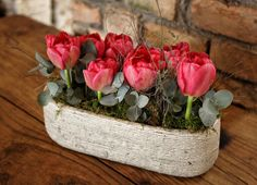 Svadobné kytice a výzdoby Green Rose, Wicker Baskets, Plants, Home Decor, Decoration Home, Room Decor, Plant, Home Interior Design, Planets