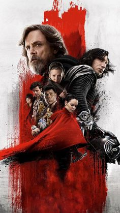 Star Wars: The Last Jedi (2017) Phone Wallpaper | Moviemania
