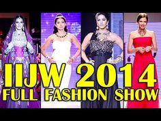 IIJW 2014: Sunny Leone, Dia, Gauahar, Kalki, Lisa dazzles on Day 1 - Ful...