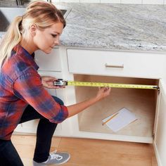 Build an Ultimate Container Storage Cabinet — The Family Handyman Small Kitchen Organization, Diy Kitchen Storage, Container Organization, Diy Kitchen Cabinets, Base Cabinets, Storage Cabinets, Storage Containers, Kitchen Ideas, Pantry Organization