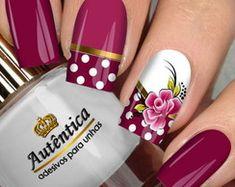 New nails design spring glitter manicures 47 Ideas Pretty Nail Art, Beautiful Nail Art, Pink Nail Art, Pink Nails, Edgy Nail Art, Fingernail Designs, Nail Art Designs, Nails Design, Fabulous Nails