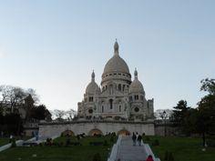 Sacre-Coeur- Paris