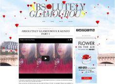 Kenzo Flower in the Air, Ykone Network Display, May 2013 #Ykone