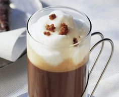 Winter-Dream kahve tarifi Coffee Recipes, Winter, Coffee Maker, Pudding, Desserts, Food, Coffee Love, Food Food, Xmas