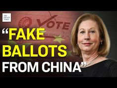 Powell: Planeload of Fake Chinese Made Ballots Arrive from Mexico | Epoch News | China Insider - YouTube