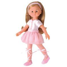 Corolle Les Chéries Camille Ballerina Fashion Doll