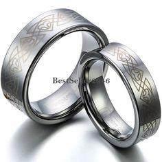 Edelstahl Ring Bandring Silber Screw Schrauben Drahtseil Charm für