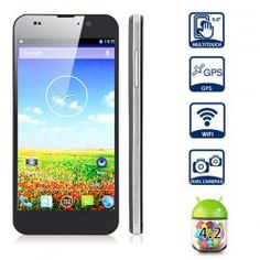 This phone will only work with GSM+WCDMA network Network type: GSM+WCDMA Frequency: GSM 850/900/1800/1900MHz WCDMA 850/2100MHz Unlocked for Worldwide use, please check if your local area network is compatible with this phone  Highlights: Type: 3G Phablet Color: Black OS: Android 4.2  CPU... Click on Picture to go to Store