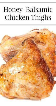 Honey Balsamic Chick Honey Balsamic Chicken Thighs {Paleo...  Honey Balsamic Chick Honey Balsamic Chicken Thighs {Paleo Recipes Primal Recipes Real Food Recipes Dinner Recipes Chicken Recipes Healthy Recipes) Recipe : http://ift.tt/1hGiZgA And @ItsNutella  http://ift.tt/2v8iUYW