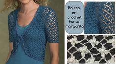 Este es un patrón de crochet libre para unbolero elegante con videotutorial del punto margarita y diagramas del punto e da elaboracion. Bello bolero en ganchillo quese puede producir en [...]