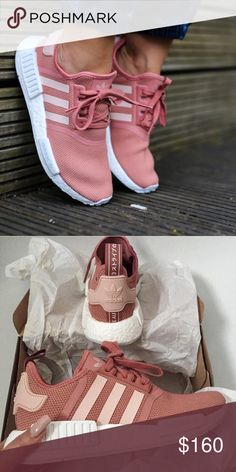 ISO Adidas NMD Raw Pink size 7.5 Women or 6.5Y Please help me looking themSize 7.5 women or 6.5Y Price ranging from $130-200. Authentic only‼️Please, see way too many fake overpriced shoes. ☹️ So obsessed but not willing to spend $300 for them cause they wont last that long. So its sooo not worth 300!.... .zzzZzz Adidas Shoes Sneakers