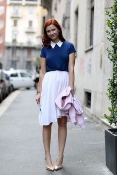 It also makes it easy to turn a dress into a skirt if you add a button-down or a tee over the top half and ...