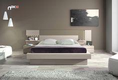 Dormitorio #nox. Nueva gama, nuevos colores.