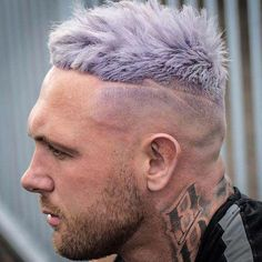 thick hair mens hairstyles which are really cool. #thickhairmenshairstyles #menshairstylesfade
