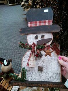 Snowman :)